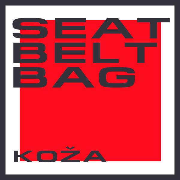 SEAT BELT BAG KOŽA