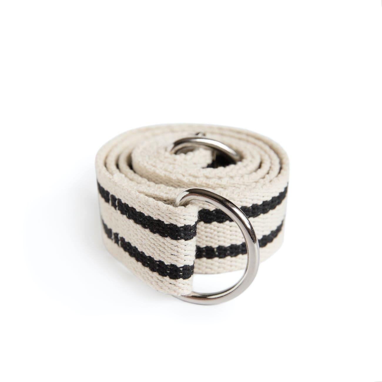 béžovo-čierny pásik / beige&black stripe
