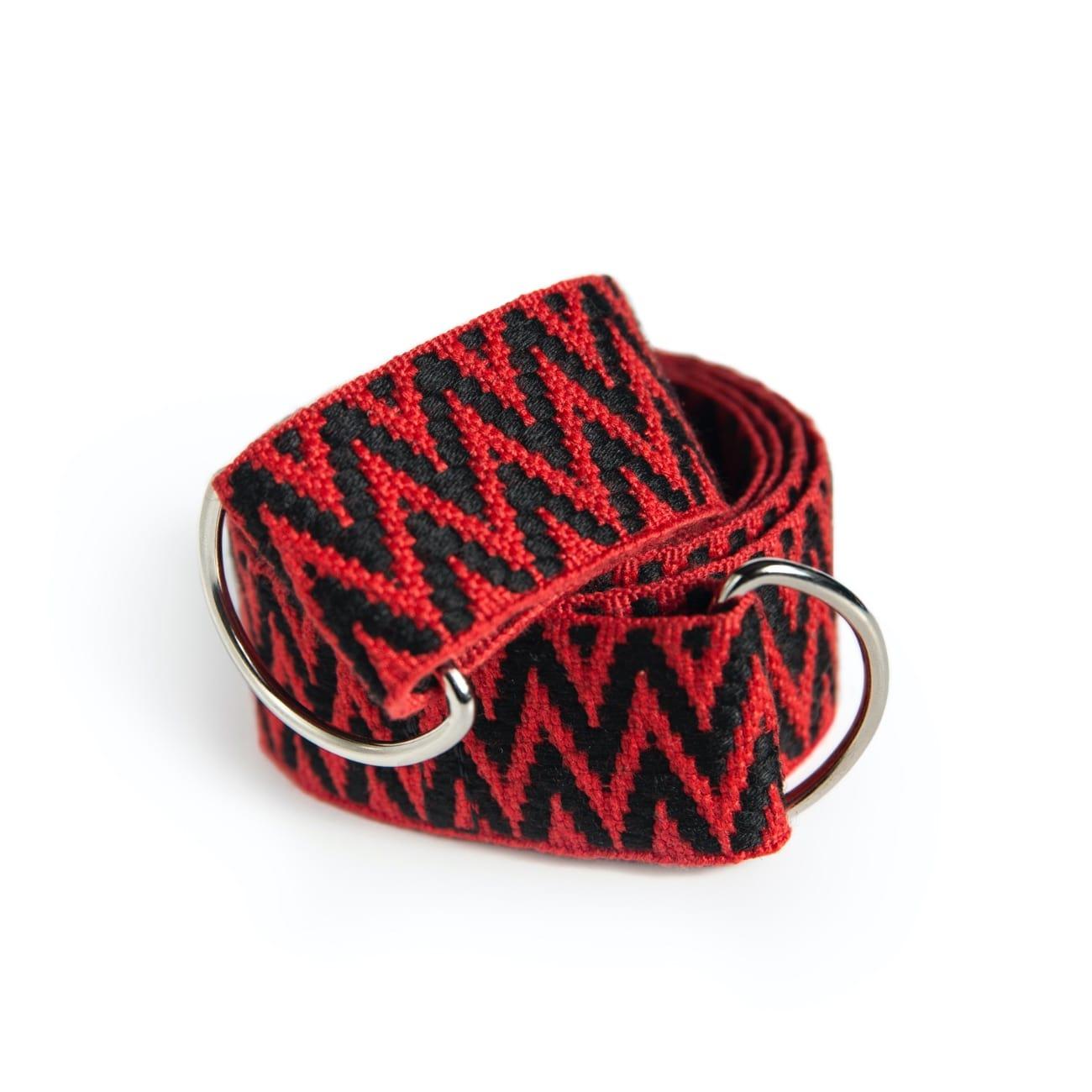 červeno-čierny / red&black